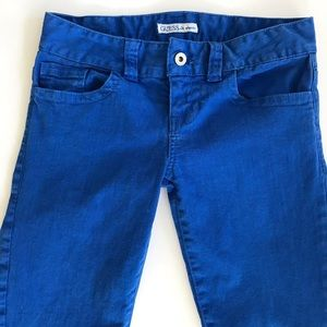 Guess cropped jeans